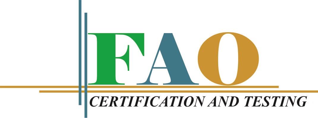 CÔNG TY CỔ PHẦN CHỨNG NHẬN VÀ KIỂM NGHIỆM FAO